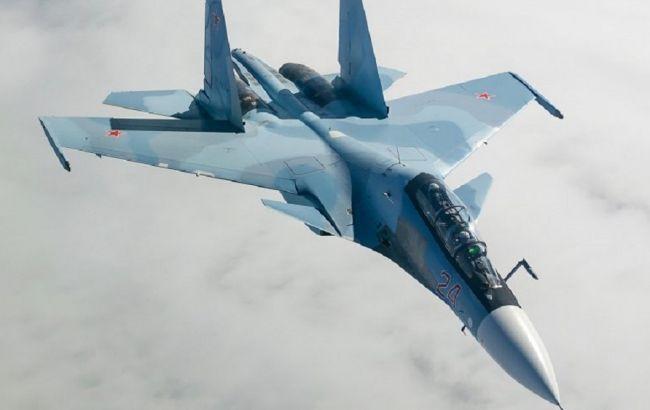 Столкновение истребителей Су-34 в России: погибли двое пилотов