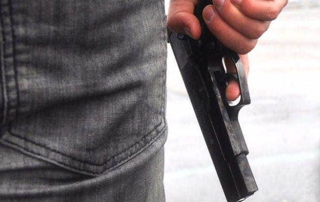Фото: стрельба в Петербурге