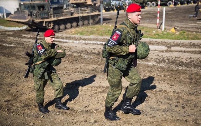 Фото: военная полиция России (mil.ru)