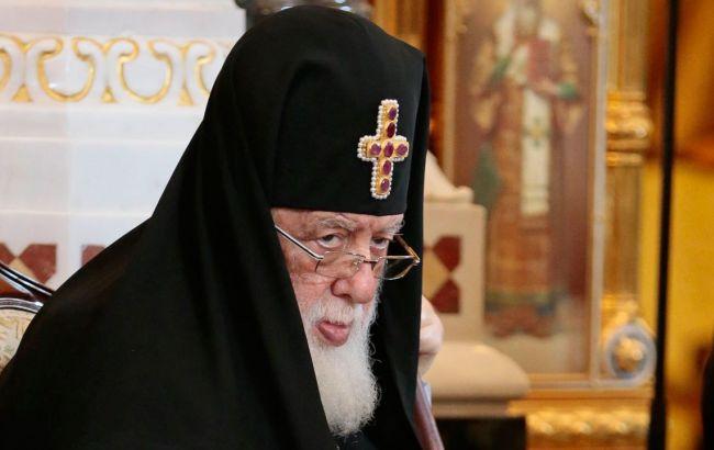 Грузинська церква сподівається на позитивне рішення щодо автокефалії України, - Парубій