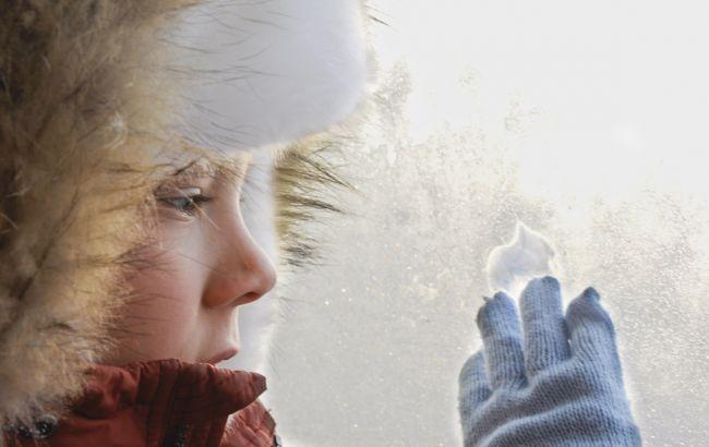 ВКиеве ударили первые морозы, азима придёт 26ноября