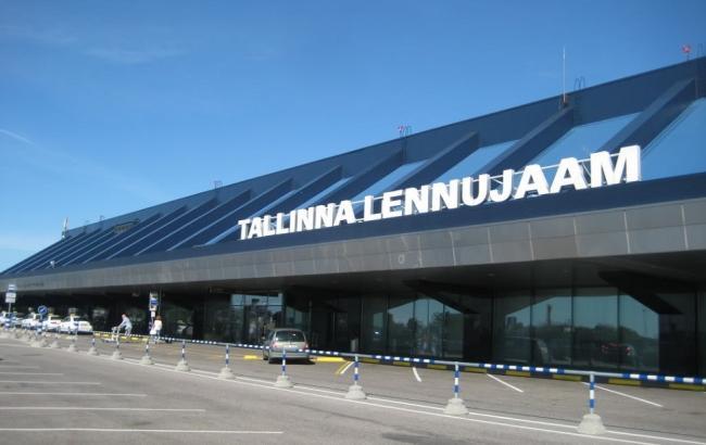 Фото: аеропорт Талліна