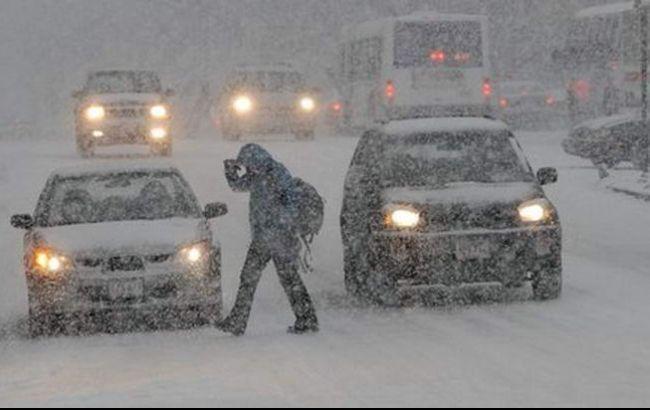 Фото: КМДА попереджає киян про погіршення погодних умов 25-26 січня