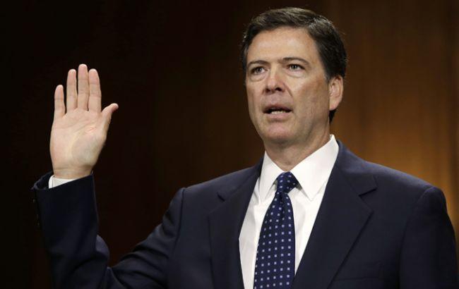 Екс-директор ФБР Комі відмовився свідчити у комітеті сенату США