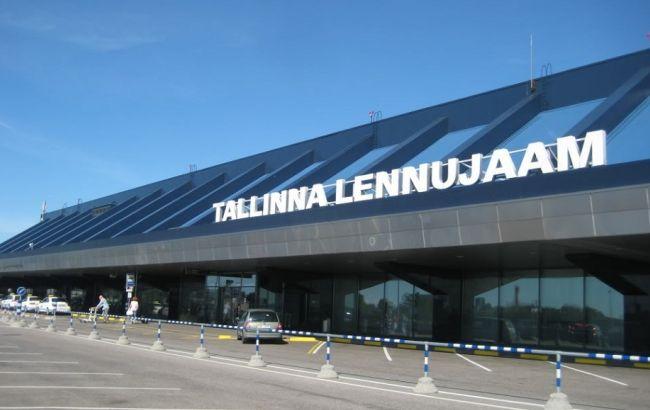 Аэропорт Таллина эвакуировали после ложного сообщения овзрывном устройстве