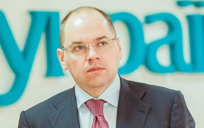 Кабмин поддержал назначение Степанова главой Одесской ОГА