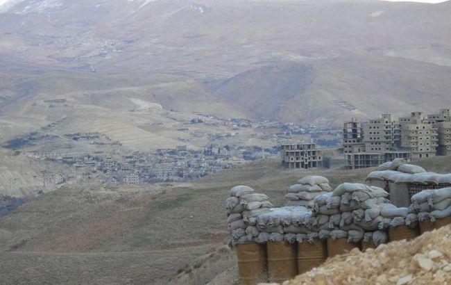 Армия Сирии возвратила контроль над источником воды под Дамаском