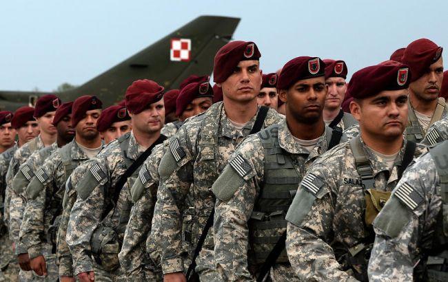 У Польщі дислоковані кілька тисяч американських військових