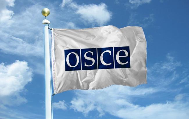 В ОБСЄ повідомили про застосування системи залпового вогню в Луганській області
