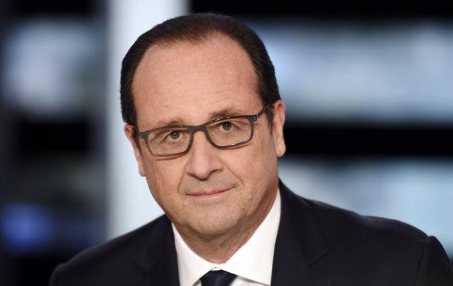 Фото: Франсуа Олланд вважає Росію партнером Франції