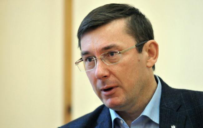 Луценко: БПП не підтримає відставку Абромавічуса до відставки Кабміну