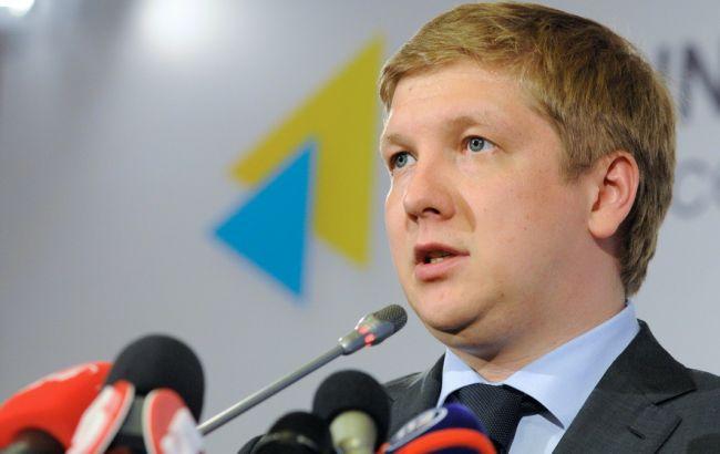 """""""Нафтогаз"""" розраховує підписати контракт з """"Газпромом"""" у вересні"""