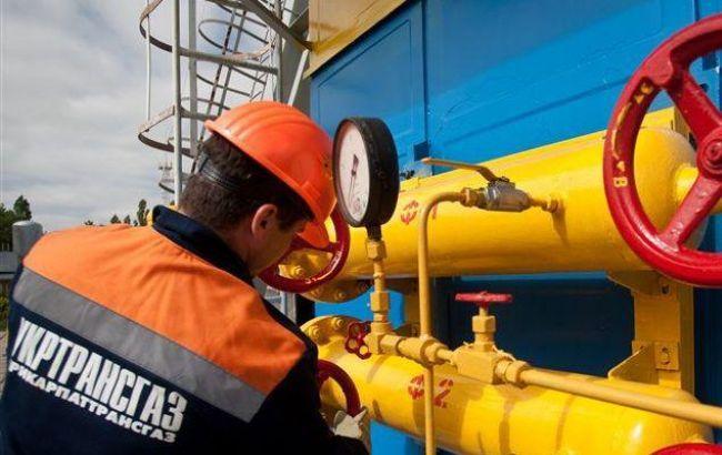 Украина в ноябре нарастила импорт газа через Словакию