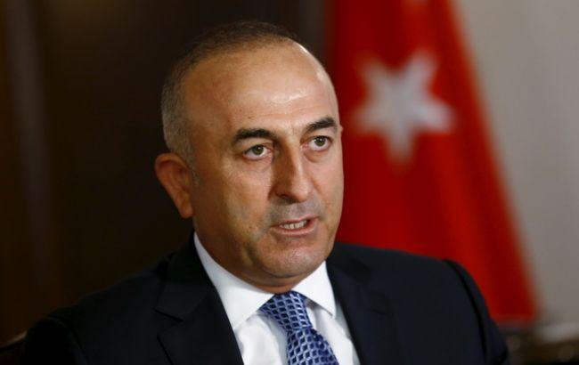 Фото: глава МЗС Туреччини Мевлют Чавушоглу припускає, що РФ зможе використовувати авіабазу