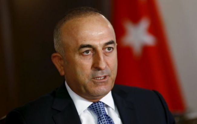Фото: глава МЗС Туреччини Мевлют Чавушоглу спростував слова про можливий допуск РФ