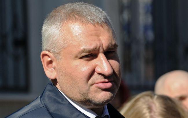 Фото: адвокат Ильми Умерова Марк Фейгин