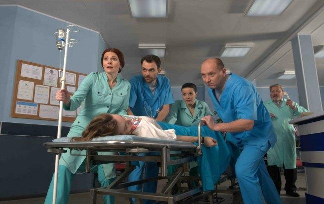 """Фото: серіал """"Черговий лікар"""" покажуть глядачам казахстанським"""