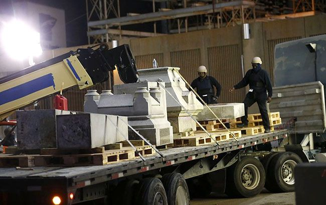 Влада Нового Орлеана санкціонувала знесення монумента конфедератам-сепаратистам (фото: cont.ws)