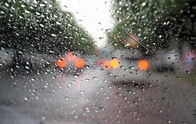 Фото: непогода в западных областях Украины
