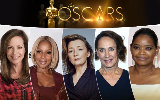 Оскар 2018 за кращу жіночу роль другого плану отримала Еллісон Дженні