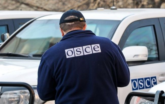 Фото: спостерігачі ОБСЄ