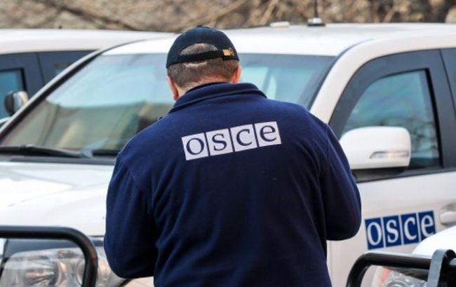 Фото: Україна наполягає на допуску спостерігачів ОБСЄ в Крим