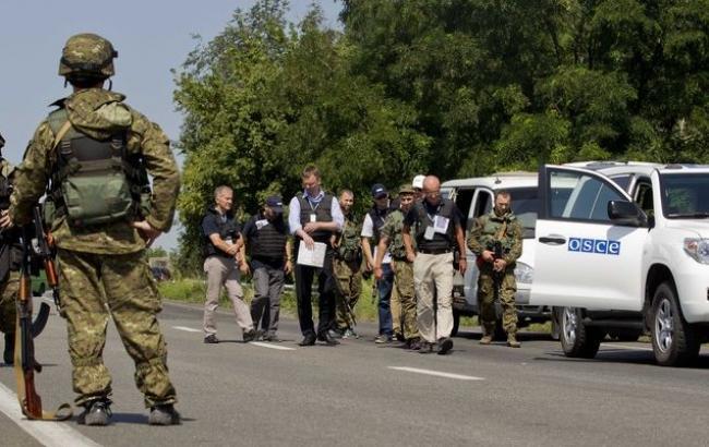 У складі місії ОБСЄ на Донбасі працюють 25 громадян РФ, - Боцюрків