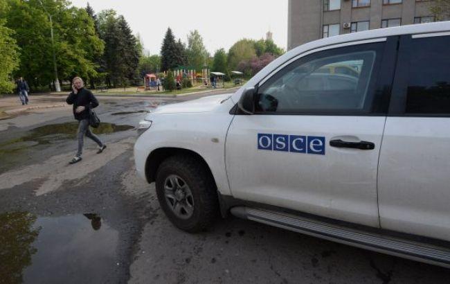 Глава патруля місії ОБСЄ травмований при обстрілі Широкиного