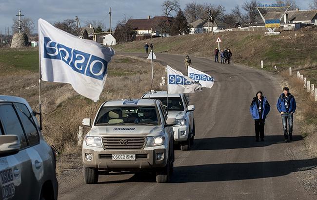 РФблокує розширення мандату ОБСЄ навсю ділянку українсько-російського кордону