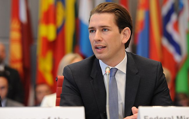 Курц став канцлером Австрії
