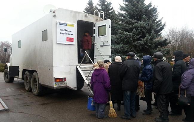 """Фото: мобільний підрозділ """"Ощадбанку"""" (oschadbank.ua)"""