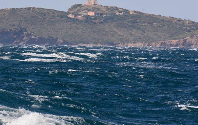 Фото: через аварію на морі в Греції загинув один українець