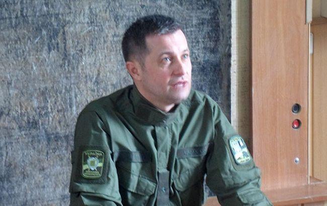 Цицак призначений військовим прокурором сил АТО