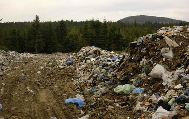 Фото (Geografica): мусорные пейзажи Украины