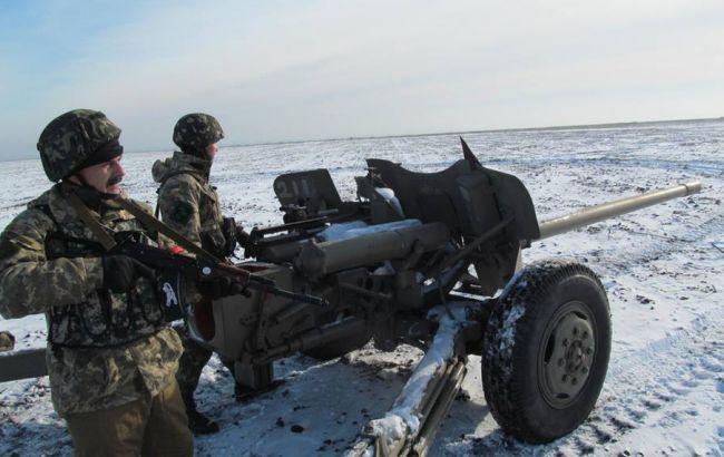 Фото: в штабе АТО сообщили о двух погибших украинских военных за последние сутки