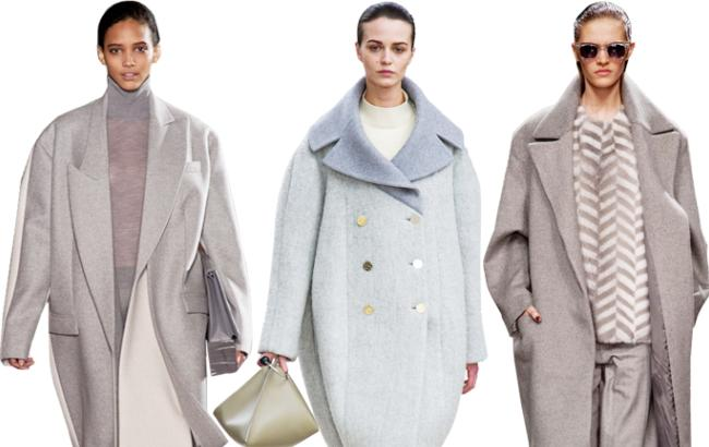 Фото: Объемные пальто (stylebyclick.blogspot.com)