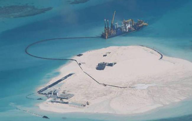 Фото: претензії Китаю на більшу частину акваторії визнані необґрунтованими