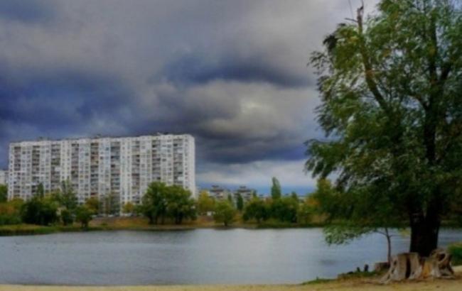 Фото: Озеро Тельбин (ТСН)