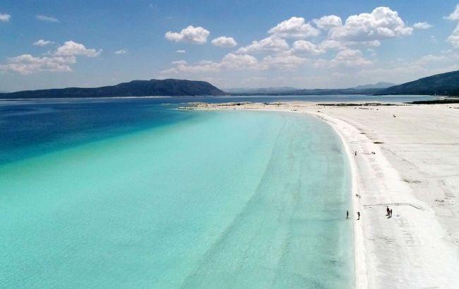 """Турецькі """"Мальдіви"""": в курортній країні набирає популярність незвичайна локація"""