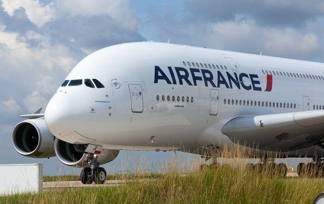 Фото: літак Air France (airfrance.us)