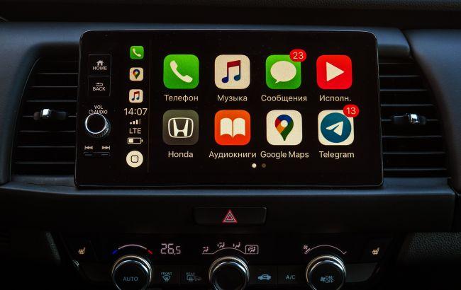 iPhone навчать керувати клімат-контролем і налаштуваннями крісел в автомобілях
