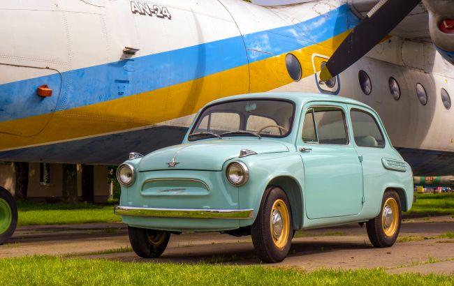 Перший з перших: тест-драйв самого раннього зі збережених ЗАЗ-965 випуску 1960 року