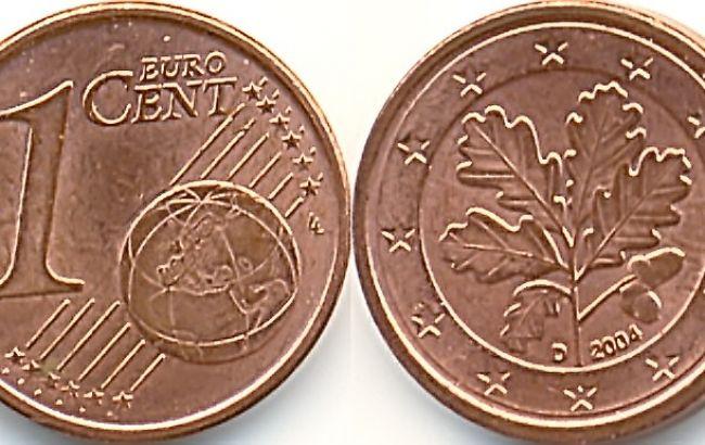 В ЕС планируют изъять из оборота монеты мелких номиналов