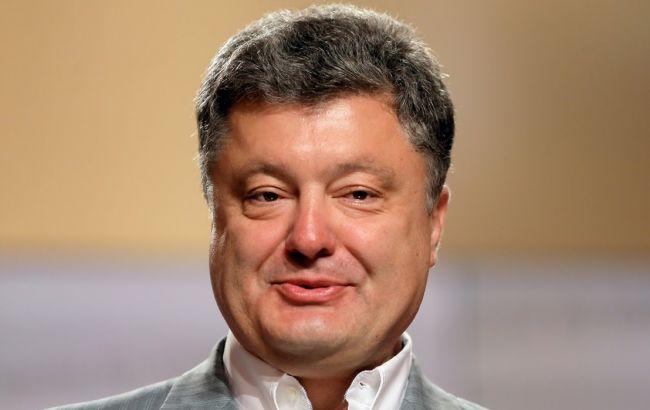 Порошенко задекларировал 104 компании и более 86 млн гривен дохода