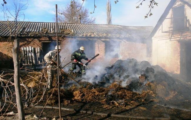 В Україні з початку року на пожежах загинула 801 людина, - ДСНС