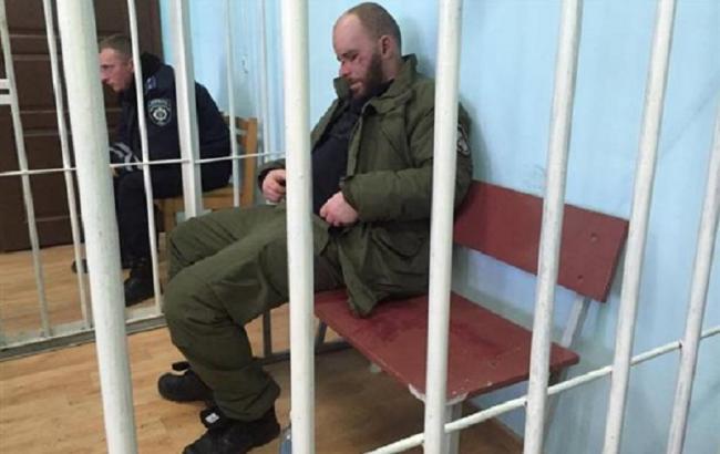 Фото: суд взяв під варту третього учасника конфлікту на Драгобраті
