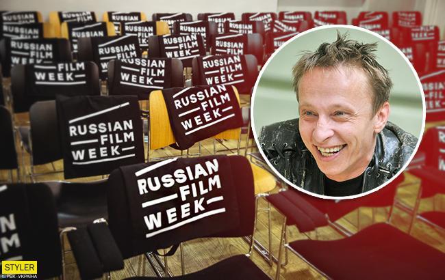 Англичане непустили Охлобыстина намероприятия Недели русского кино