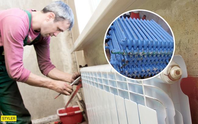 Украинцам рассказали, как улучшить старые радиаторы в квартире