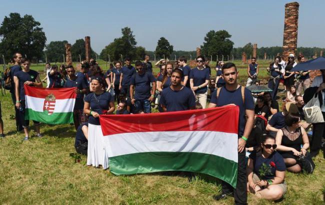 Фото: закарпатские венгры