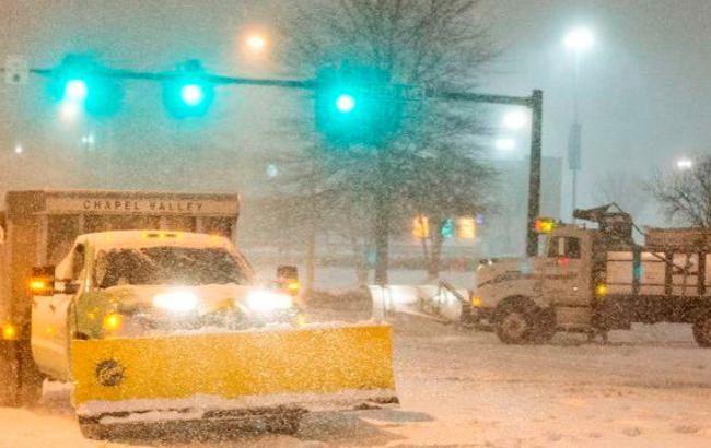 Снежная буря в США повысила посещаемость порносайтов